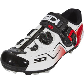 Sidi Cape Shoes Men white/black